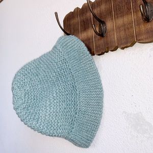 J.Crew | Knitted Lambswool Bucket Hat